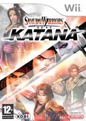 Cover Samurai Warriors: Katana