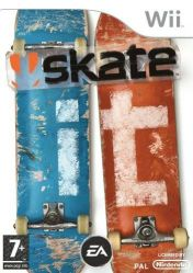 Cover Skate It (Wii)