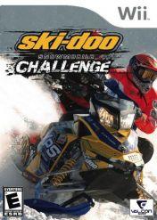 Cover Ski-Doo: Snowmobile Challenge