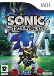Cover Sonic and the Black Knight