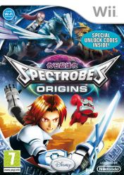 Cover Spectrobes: Origins (Wii)