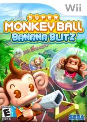Cover Super Monkey Ball: Banana Blitz