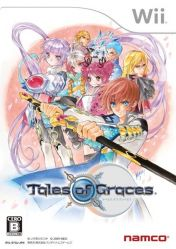 Cover Tales of Graces