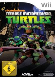 Cover Teenage Mutant Ninja Turtles