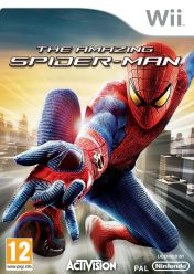 Cover The Amazing Spider-Man (Wii)