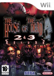 Cover The House Of The Dead 2 & 3 Return