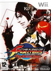 Cover The King of Fighters Collection: The Orochi Saga (Wii)