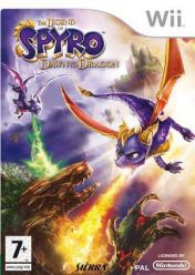 Cover The Legend of Spyro: Dawn of the Dragon