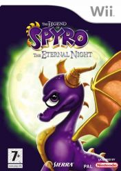 Cover The Legend of Spyro: The Eternal Night