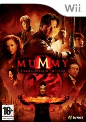 Cover The Mummy: Tomb of the Dragon Emperor