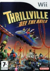 Cover Thrillville: Off the Rails