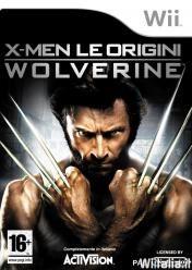 Cover X-Men Le Origini: Wolverine (Wii)