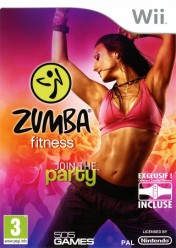Cover Zumba Fitness (Wii)
