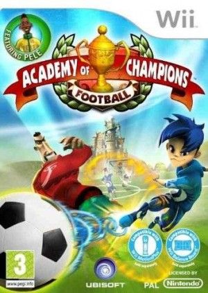 Cover Academy of Champions: Soccer