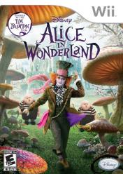 Cover Alice in Wonderland (Wii)