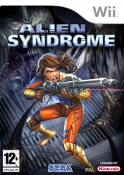Cover Alien Syndrome