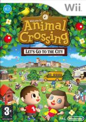 Cover Animal Crossing: Let's Go to the City (Wii)