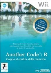 Cover Another Code: R - Viaggio al Confine della Memoria