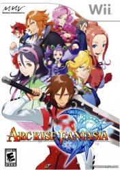Cover Arc Rise Fantasia