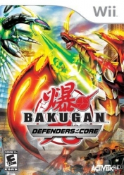 Cover Bakugan: Battle Brawlers - Defenders of the Core