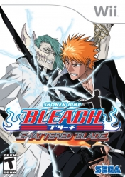 Cover Bleach: Shattered Blade (Wii)