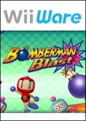 Cover Bomberman Blast (Wii)