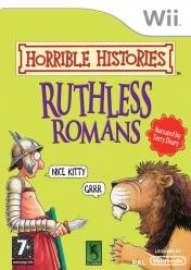 Cover Brutte Storie: I Rivoltanti Romani