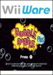 Cover Bubble Bobble