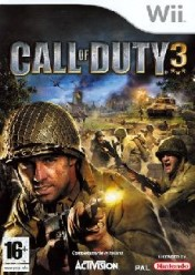 Cover Call of Duty 3