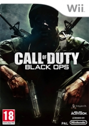 Cover Call of Duty: Black Ops (Wii)