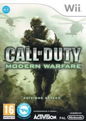 Cover Call of Duty: Modern Warfare Reflex Edition