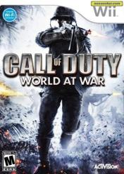 Cover Call of Duty: World at War