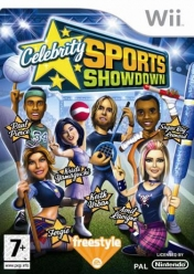 Cover Celebrity Sports Showdown