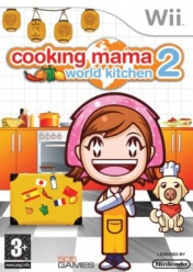 Cover Cooking Mama 2: World Kitchen