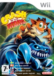 Cover Crash of the Titans