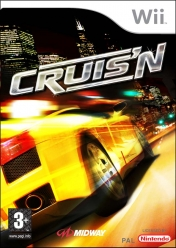 Cover Cruis'n (Wii)