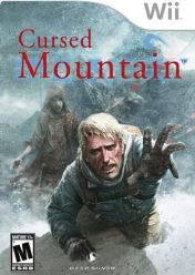 Cover Cursed Mountain