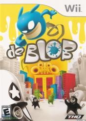 Cover De Blob (Wii)