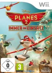 Cover Disney Planes: Fire & Rescue