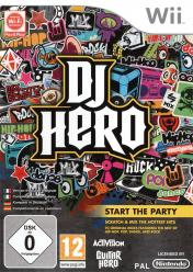 Cover DJ Hero (Wii)