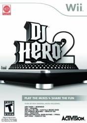 Cover DJ Hero 2 (Wii)