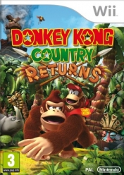 Cover Donkey Kong Country Returns (Wii)