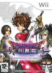 Cover Dragon Quest Swords: La Regina Mascherata e la Torre degli Specchi