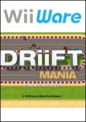 Cover Driift Mania