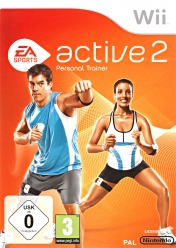 Cover EA Sports Active 2 (Wii)