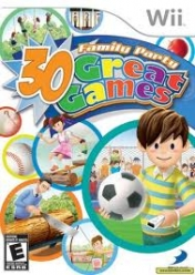 Cover Family Party: 30 Great Games