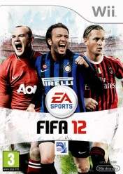Cover FIFA 12 (Wii)