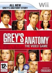 Cover Grey's Anatomy: The Video Game