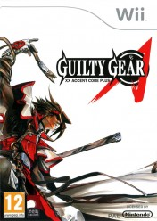 Cover Guilty Gear XX Accent Core Plus (Wii)