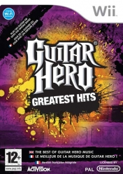 Cover Guitar Hero: Greatest Hits (Wii)